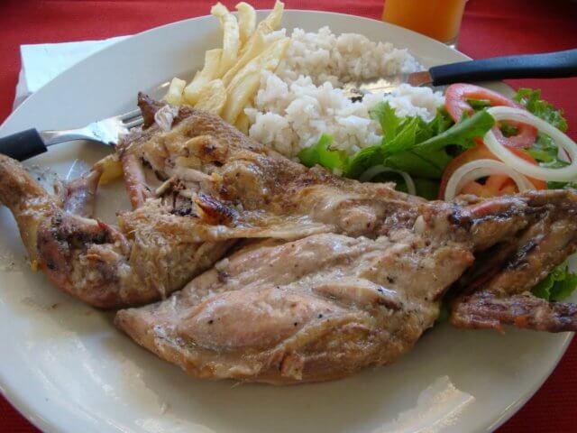 Comida típica de Moçambique