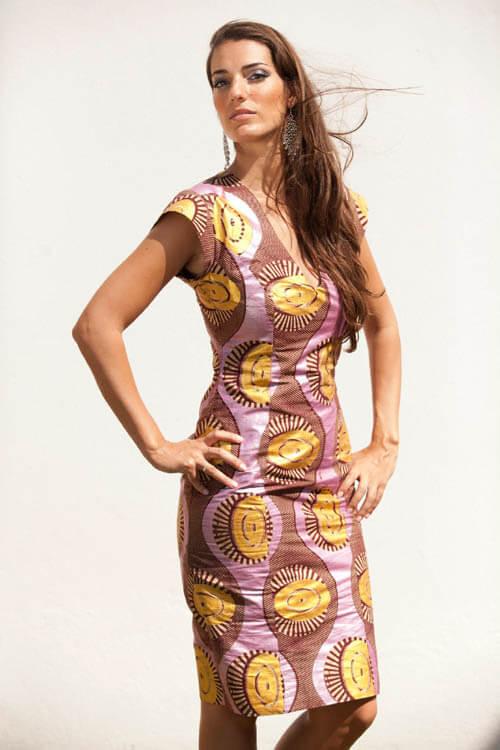 Vestido da Iris Santos