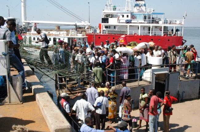A realidade sobre a travessia Maputo