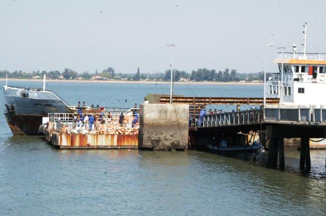 De Catembe a Maputo