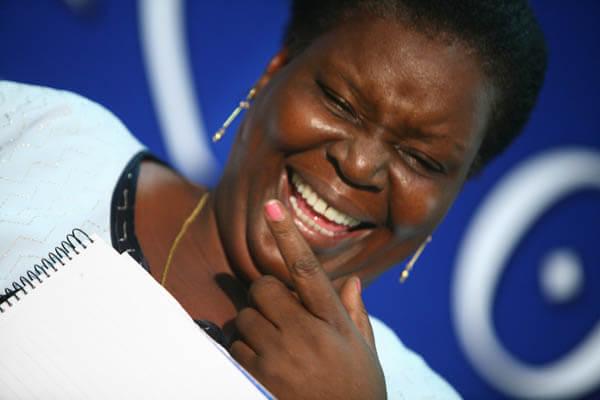 Paulina Chiziane moçambicana