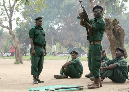 Grupo armado da Renamo