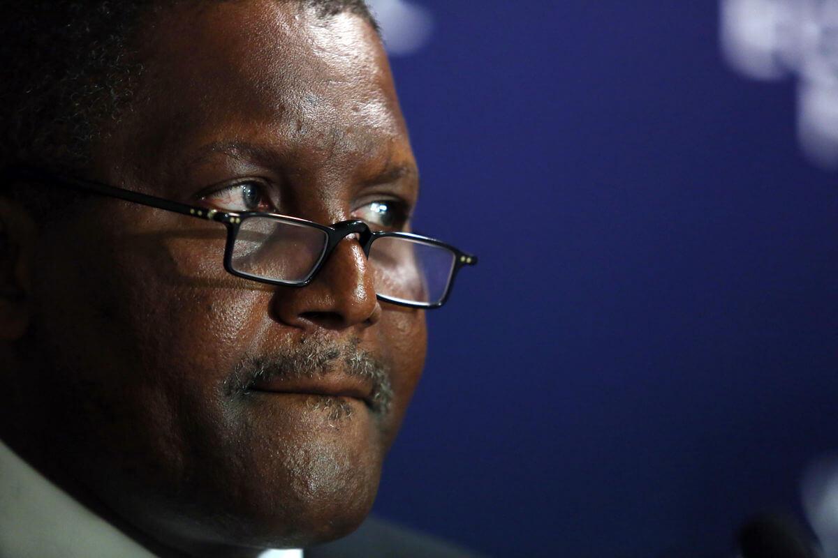 Conheça as 10 personalidades mais ricas (bilionários) do continente  africano 6ac1c0e59f5a4