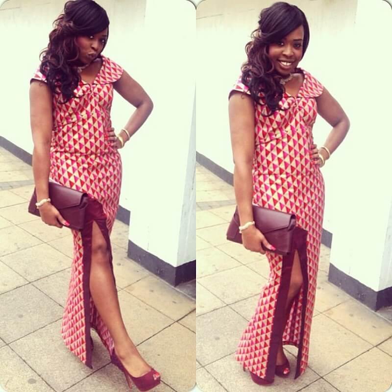 Moda africana d namorados 14 mmo
