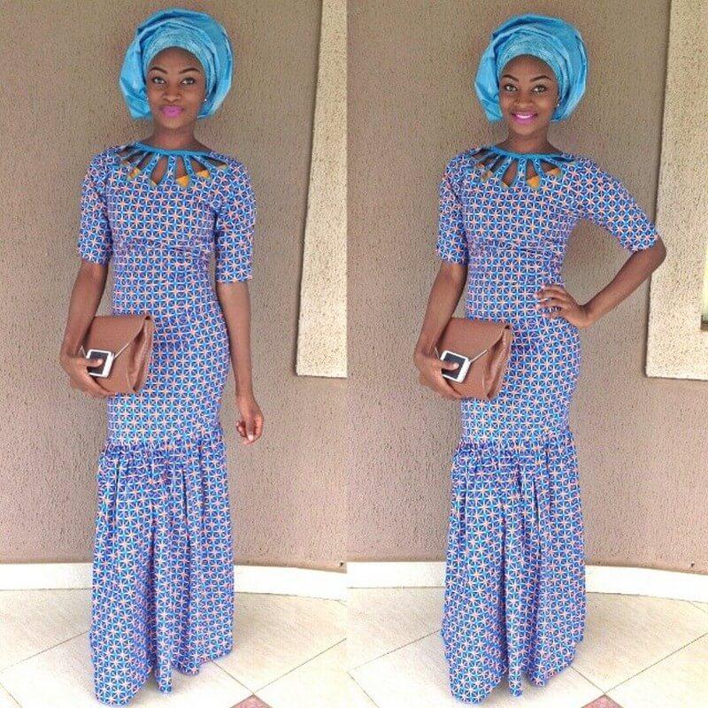 Moda Africana D Namorados 16