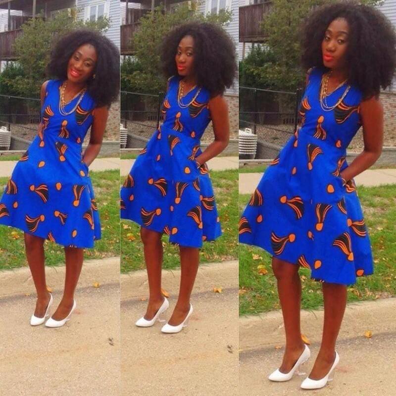 Moda africana d namorados 17 mmo