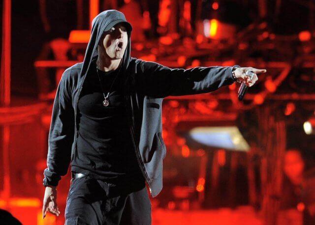 Eminem Guinnres Book