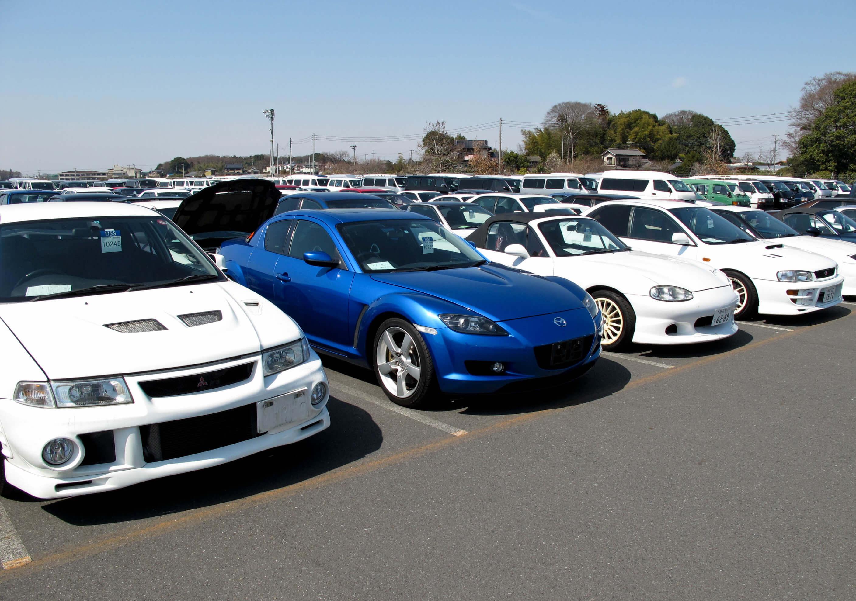 Fast Japanese Cars