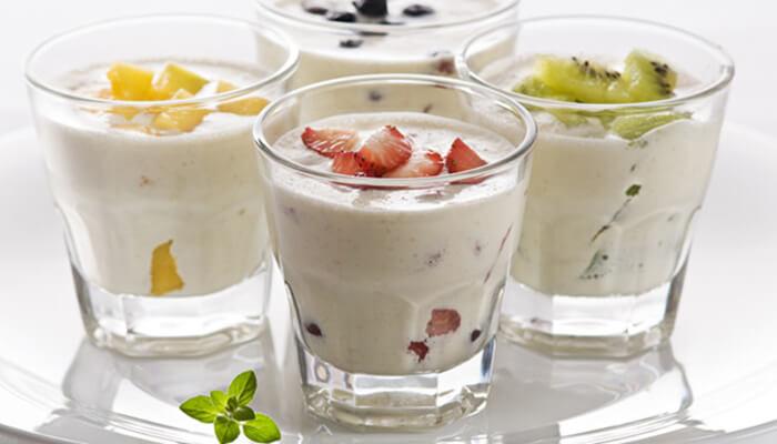 Iogurte de frutas