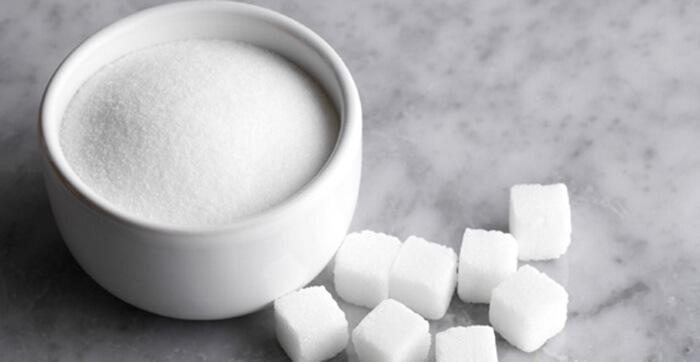Sugar cubos