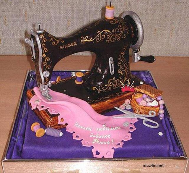 Bolo maquina de costura