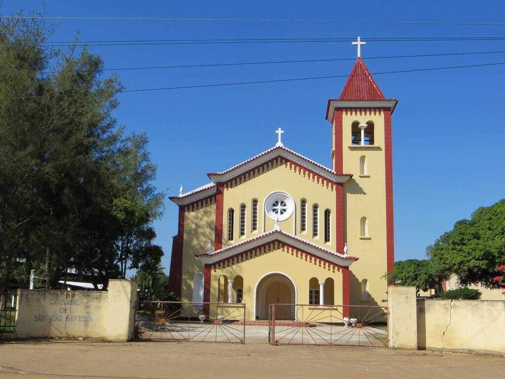 Catedral de São João Baptista do Xai-Xai