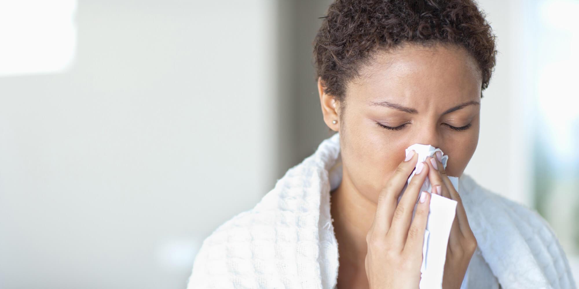 Constipações e tosses