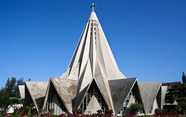 Igreja Sto António da Polana
