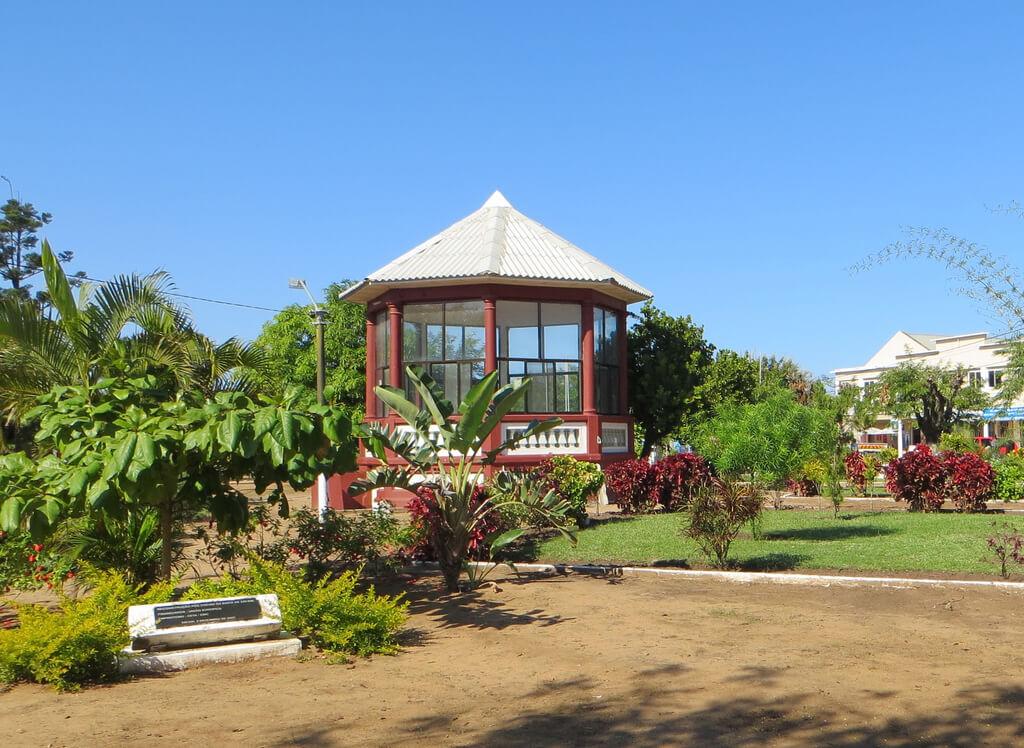 Jardim do Xai-xai