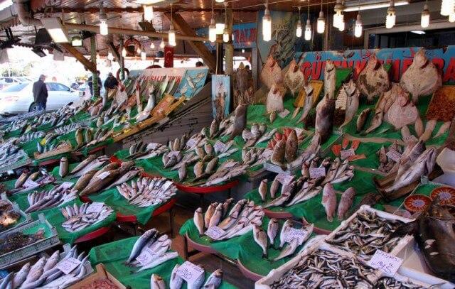 Mercado Peixe