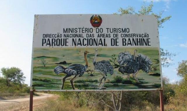 Parque Nacional de Banhine