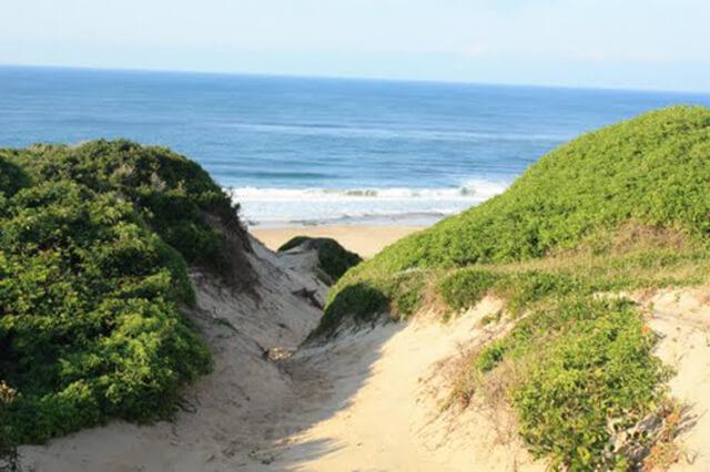 Praia de Chidenguele