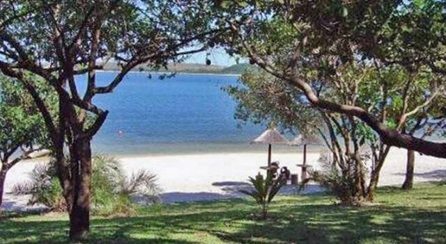 Praia de Chizavane