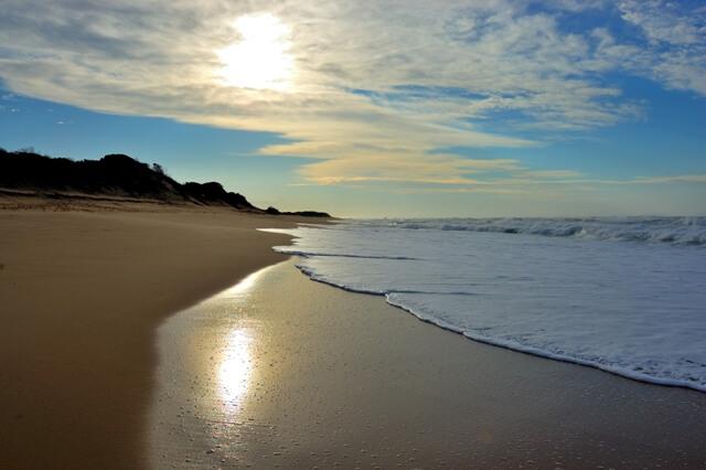 Praia de Xai-Xai