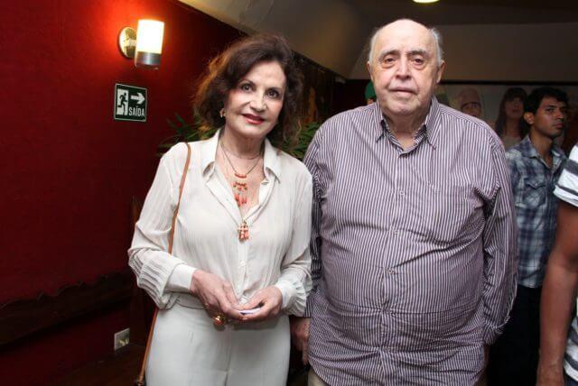 Rosamaria Murtinho e Mauro Mendonça ha 57