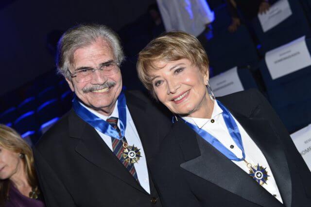 Tarcísio Meira Glória Menezes Jovens 54 anos casados