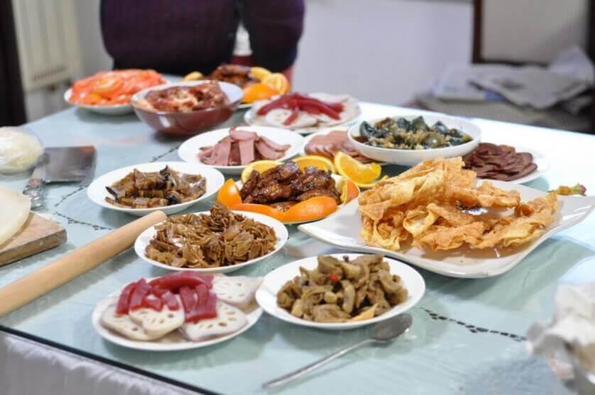 Mais refeições
