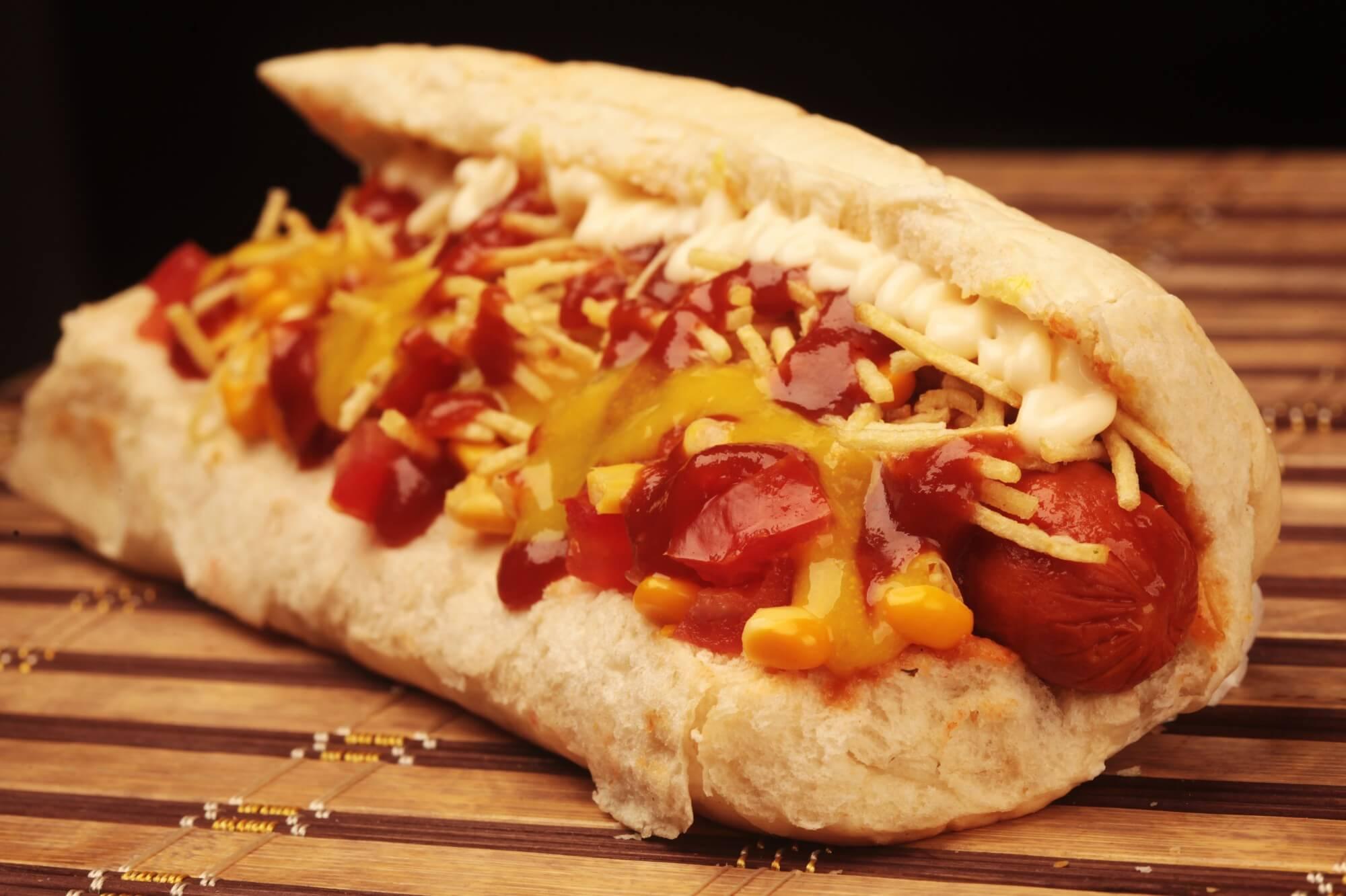 Google Image Hot Dog