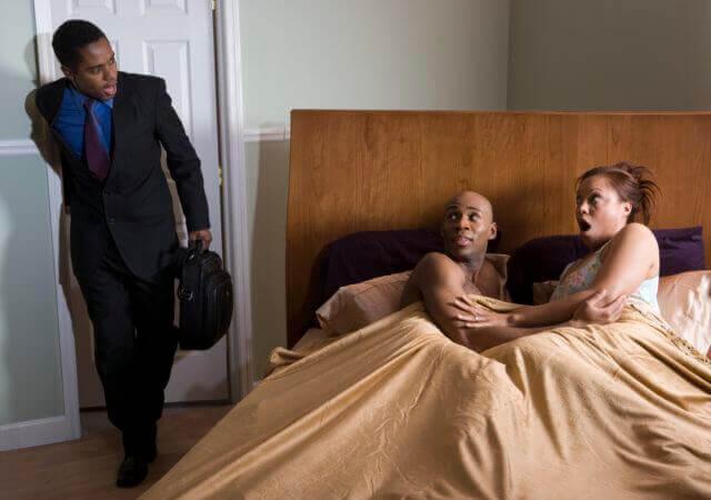 O que fazer se sua parceira lhe trair?