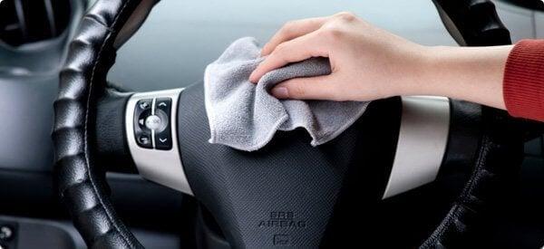 Proteger o interior do carro