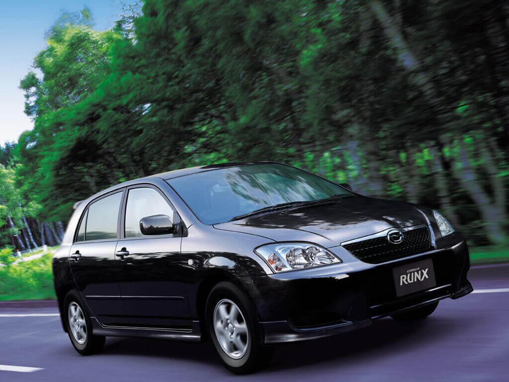 Toyota Of Plano >> Toyota Runx - Maputo Car